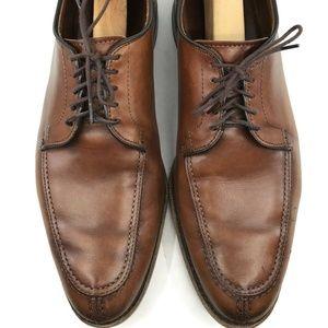 Allen Edmonds LaSalle Oxford Split Toe Shoes